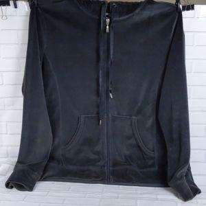 DANSKIN black hoodie XXL super soft